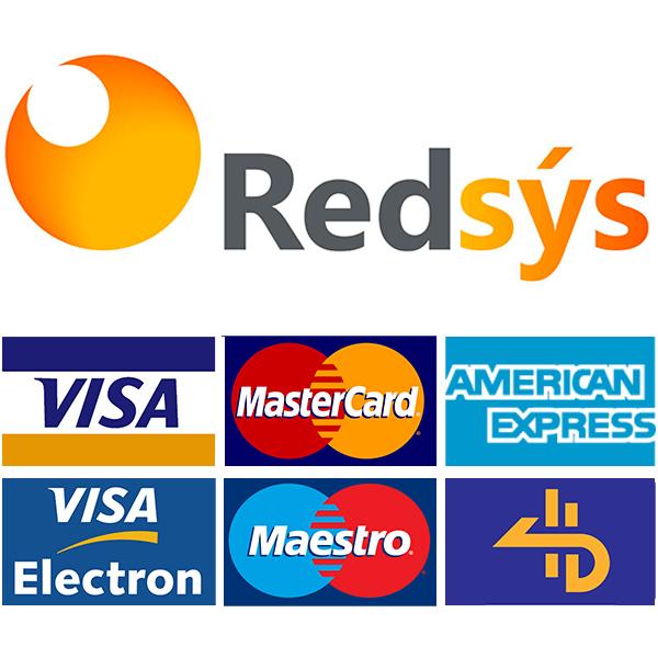 Resultado de imagen de pago redsys online
